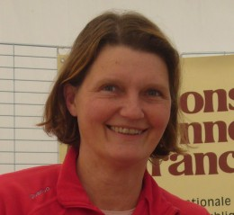 Véronique Aviat, déléguée MPF de la Marne