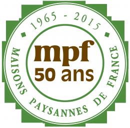Logo du cinquantenaire MPF
