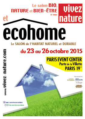 Salon ecohome invitations gratuites et programmes de nos for Salon des ce paris 2015