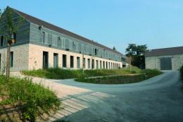 Maison du Parc à Milly-le-Forêt - PNR du Gâtinais