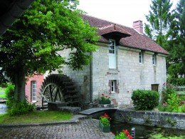 Moulin à Bosrobert