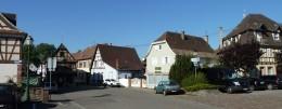 Place Velten avant