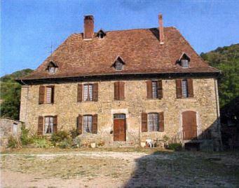 La ferme Durand à Châbons