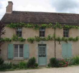 45 Forêt Orléans Loury 15-06-08 022 maison M. Prudhomme