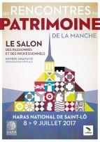 Saint-Lô 8 et 9 juillet Rencontres du Patrimoine de la Manche