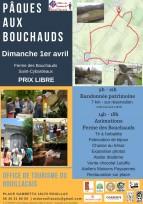 Charente : Pâques aux Bouchauds 1er avril