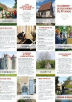 Consultez le rapport d'activités Maisons Paysannes 2017