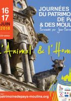 Dimanche 17 juin randonnée patrimoine SONNEVILLE (MPF16)