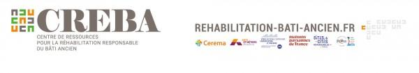 Logos CREBA avec site web