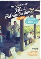 5 août : fête du patrimoine vivant à Berneuil avec MPF16