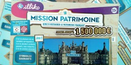 FRANCE-LOTTERY-HERITAGE-CULTURE