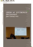 """CREBA : 1er partenariat technique pour le label """"Effinergie-Patrimoine"""""""