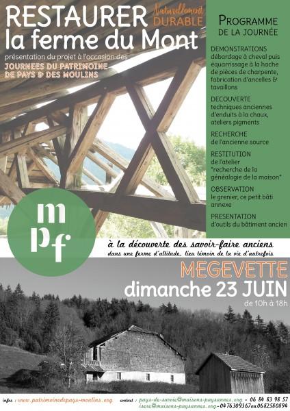 MPF - Affiche JPPM Mégevette - Internet