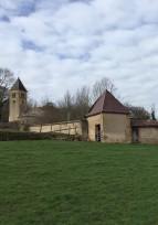 Saône-et-Loire - Chantier participatif  - Charpente-couverture