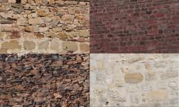 Brivadais : Calcaire, grès et schistes
