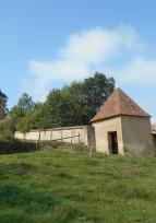 Inauguration des bâtiments de jardin restaurés - Semur-en-Brionnais - JEP 18 septembre 2021