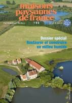 Revue Maisons Paysannes numéro 190, hiver 2013