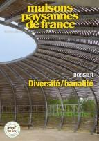 Revue Maisons Paysannes de France n°195