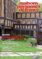 Couverture revue Maisons Paysannes de France n°201
