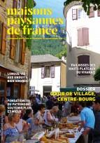 Couverture de la revue Maisons Paysannes n°209