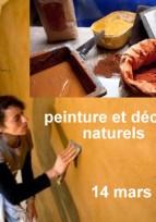 """MPF Yvelines propose une journée """"peintures et décors naturels"""""""